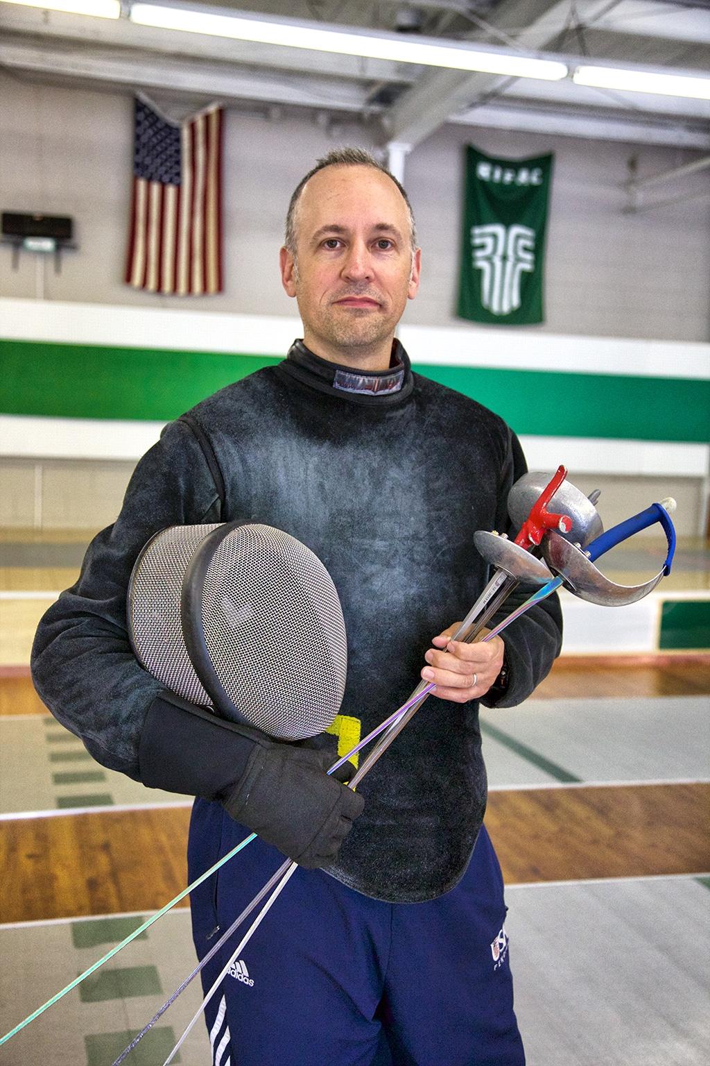RIFAC Coach Alex Ripa