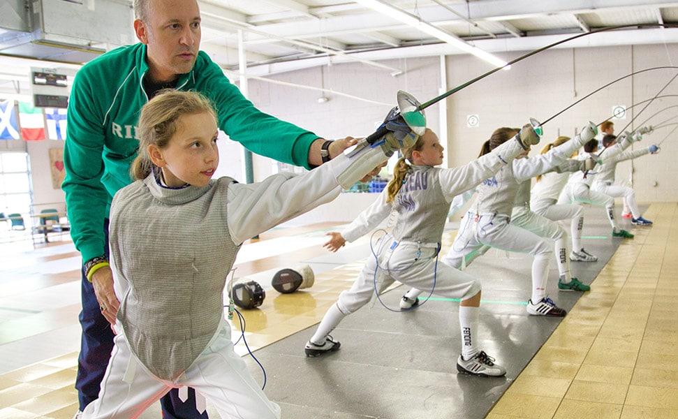 Ri Fencing Rhode Island Fencing Academy Amp Club