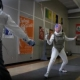PCD fencer Morgan Partridge taking aim at 2020 Olympics