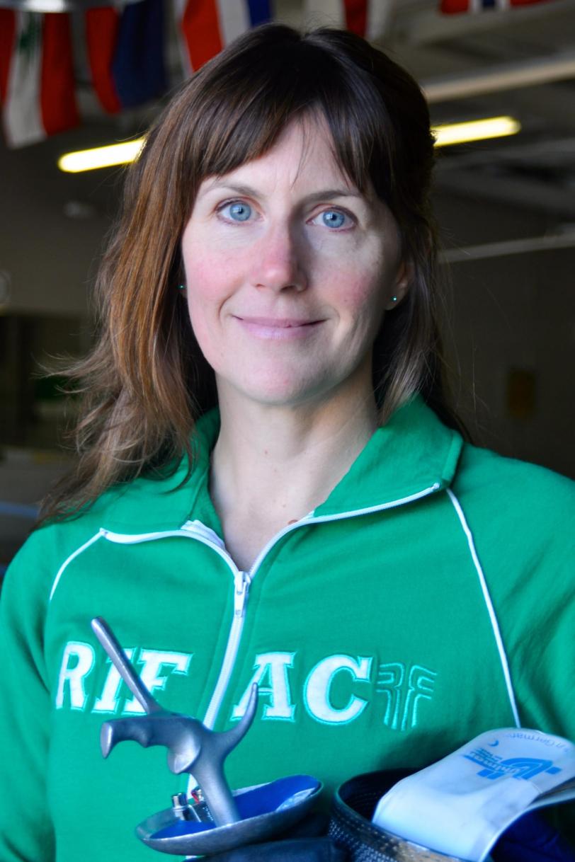 Coach Jill Ripa
